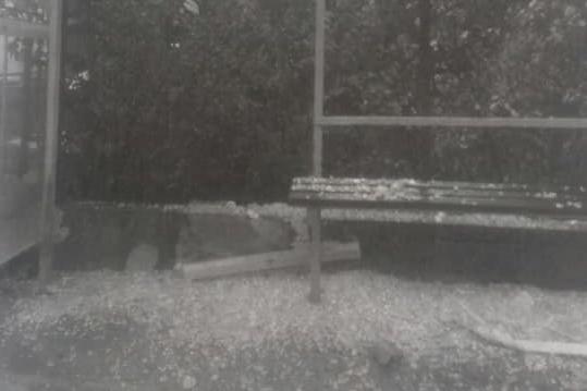 Хулигани потрошиха спирконавес в Нови Искър