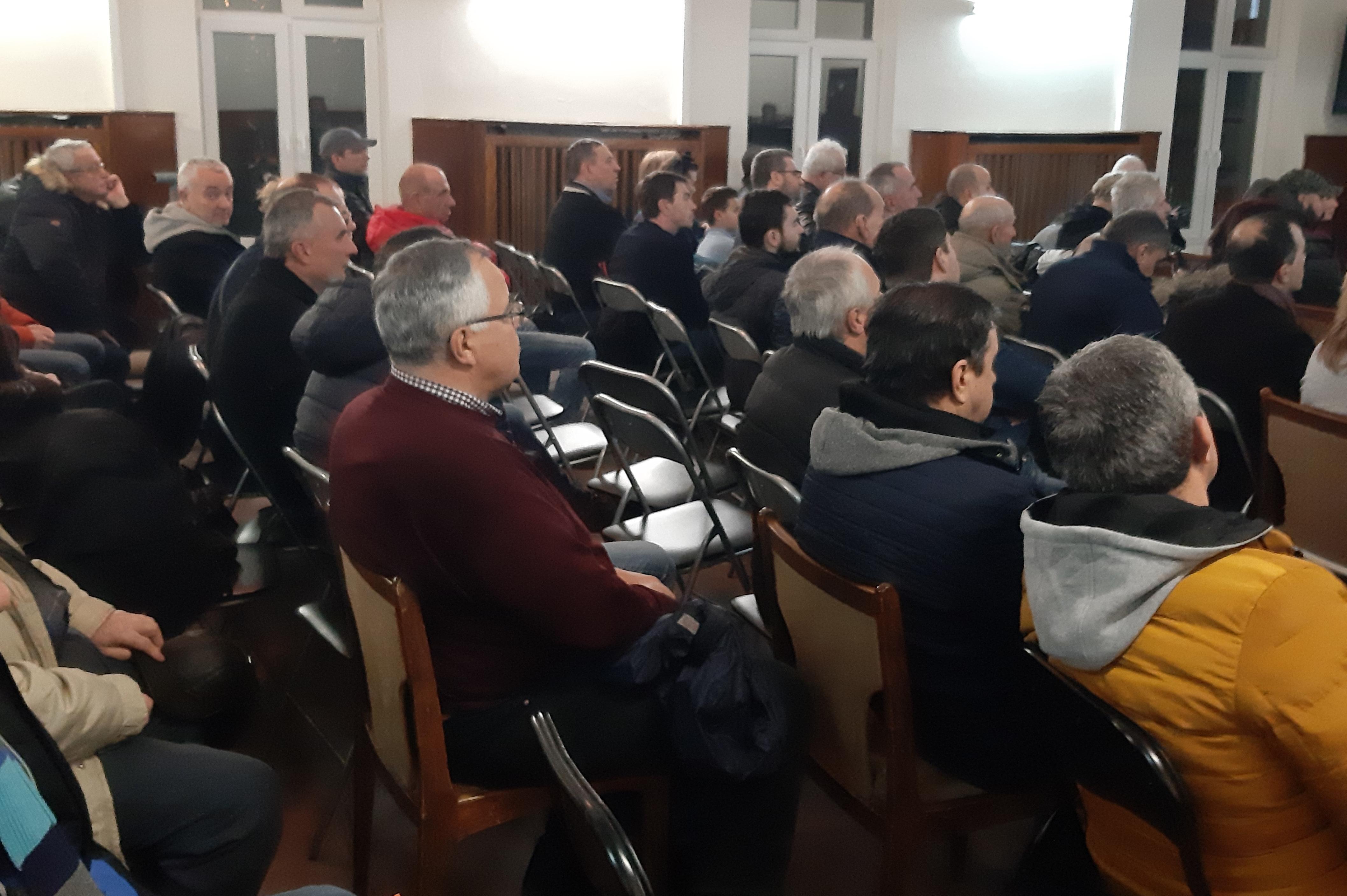 Обществено обсъждане в район Триадица за зелена зона