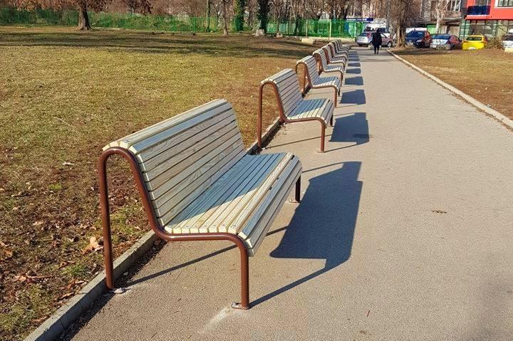"""парк """"Св.Св. Петър и Павел"""""""