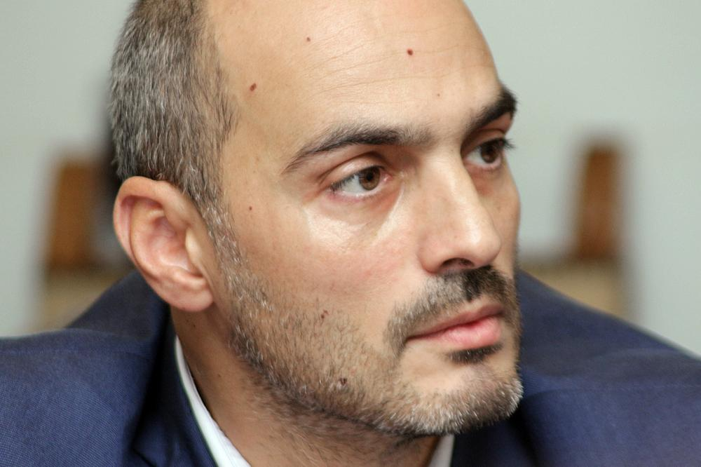 Арх. Борислав Игнатов от Демократична България