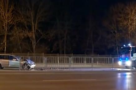 Тежка катастрофа на бул. Сливница