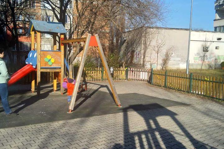 лампи на детски площадки