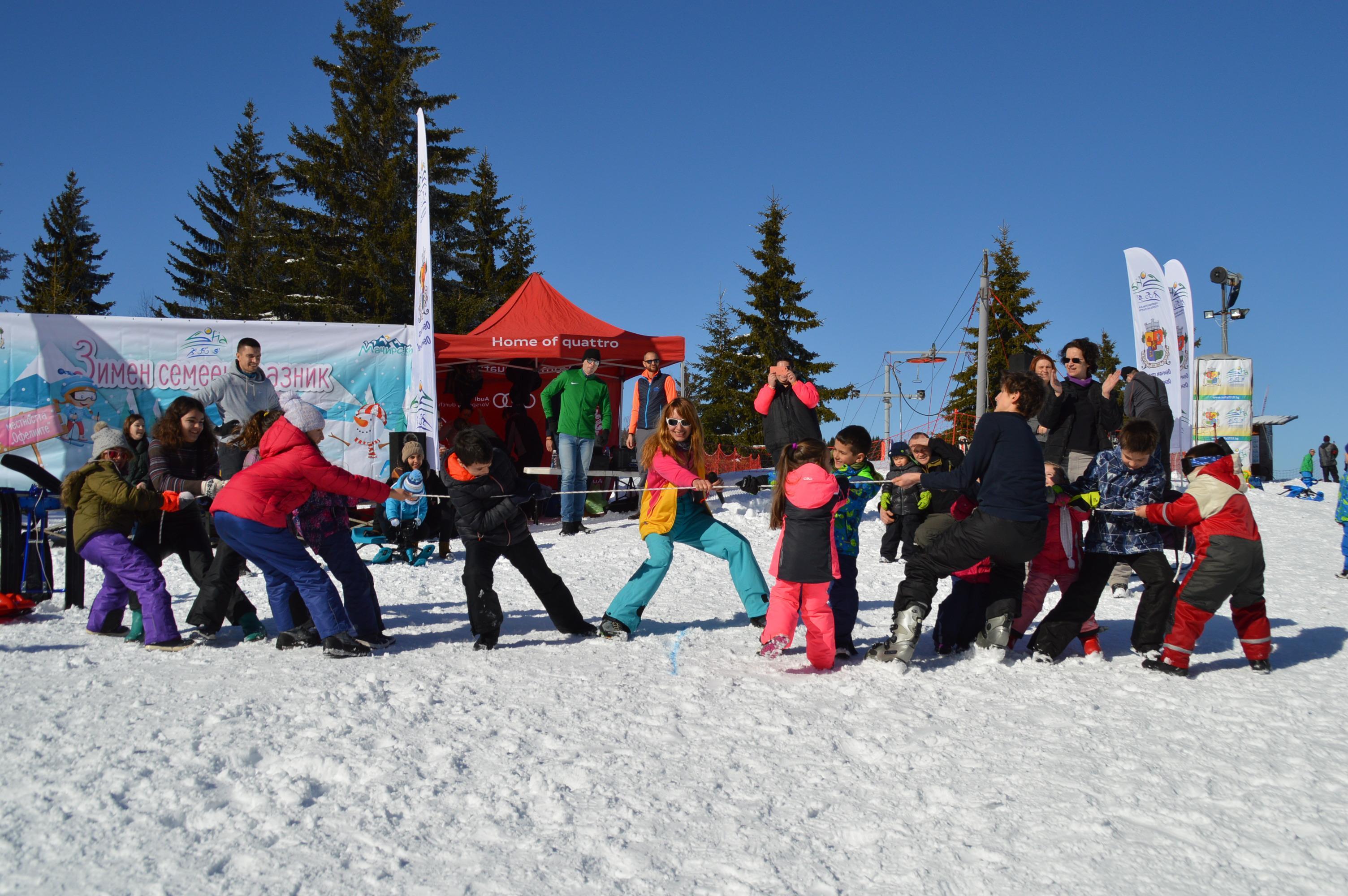 Зимен семеен фестивал на Витоша
