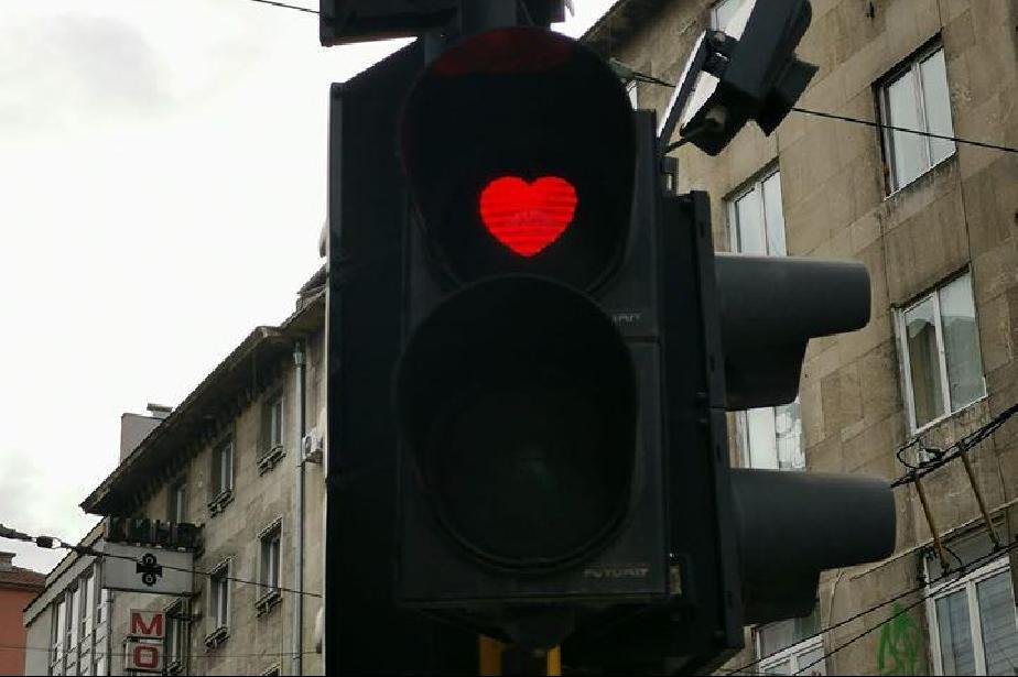 """Светофарите на бул. """"Витоша"""""""
