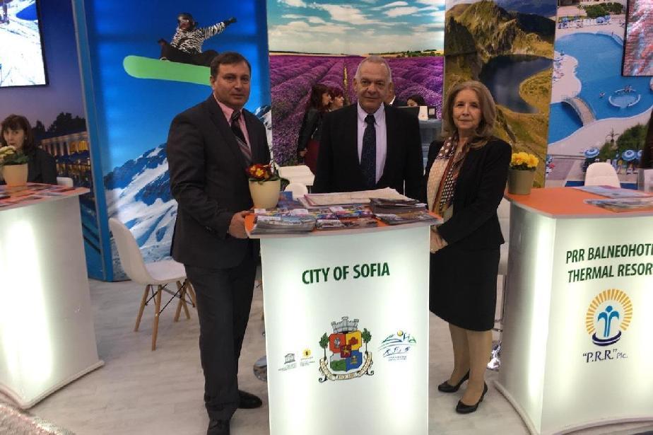 София на туристическото изложение в Белград
