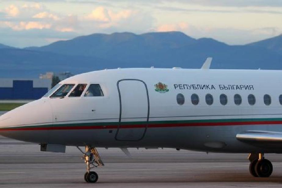 Борисов отлетя за Брюксел с Ербъс