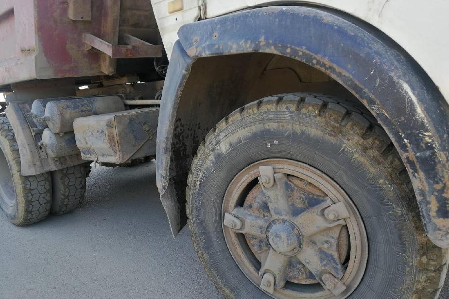Мръсни камиони замърсяват улиците в София