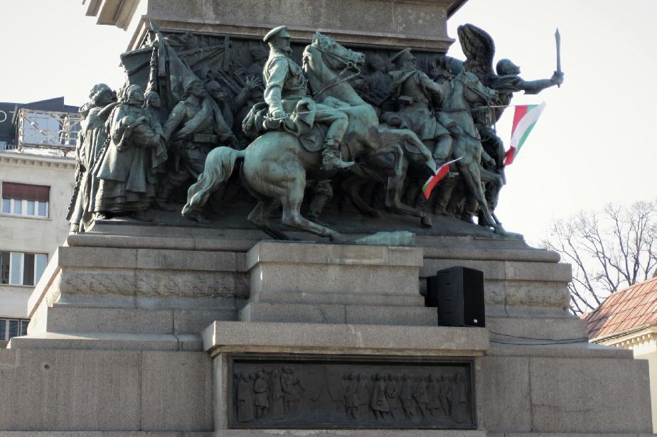паметник Цар Освободител
