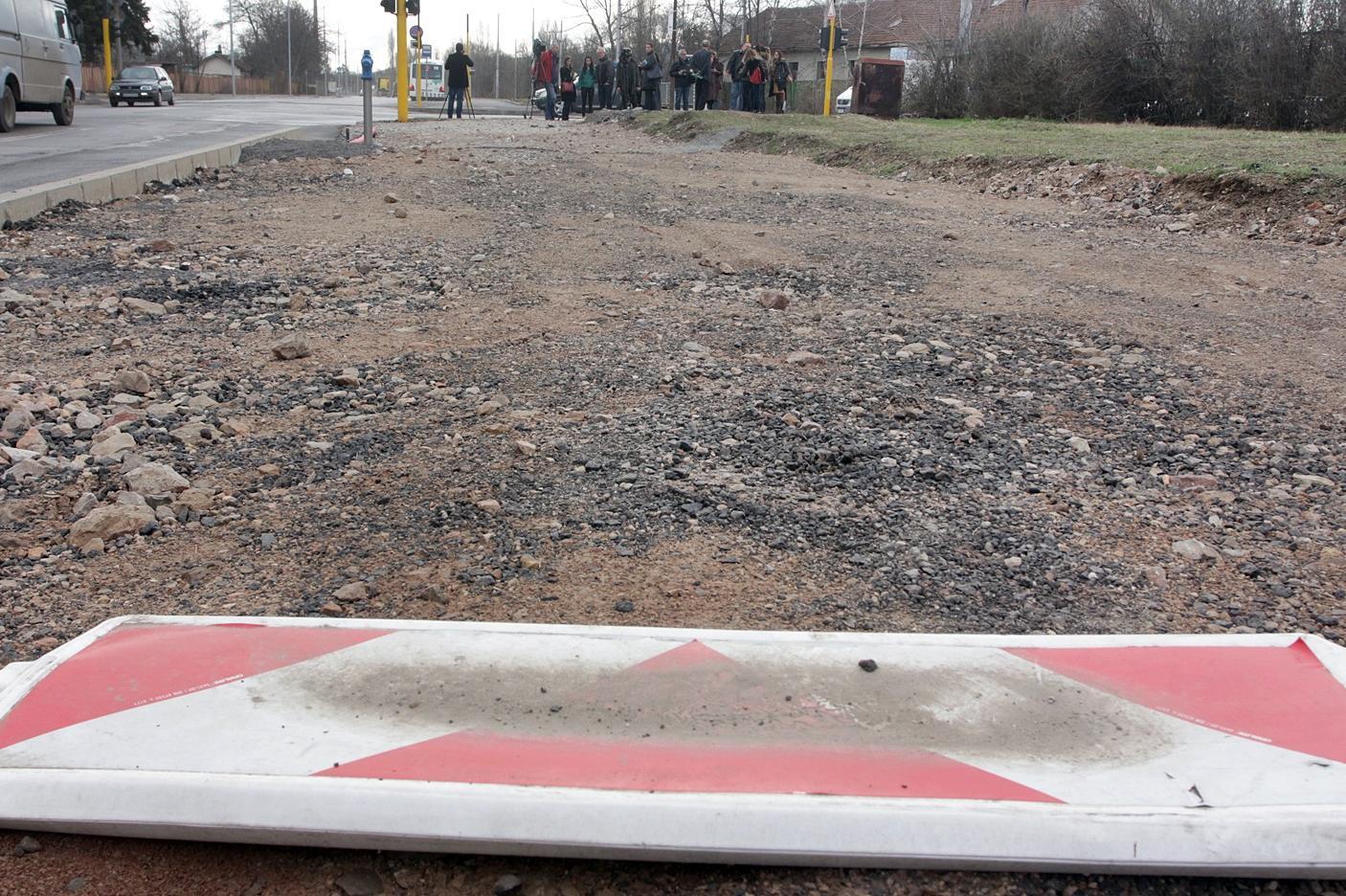 """Започва ремонт по Искърско шосе в участъка от """"Туше Делииванов"""" до """"Илия Бе"""