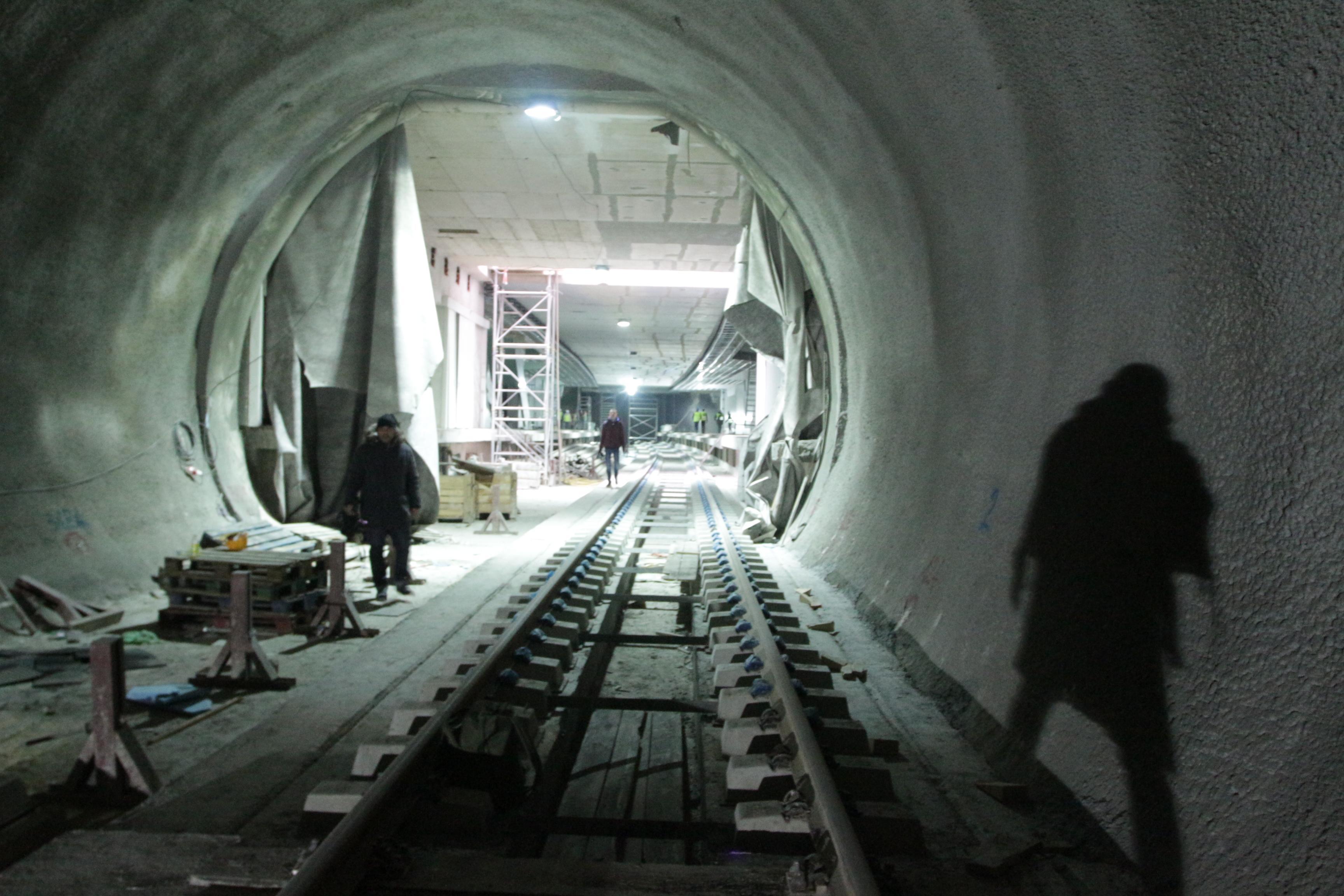 Въпреки извънредното положение: Третата метролиния ще тръгне през май
