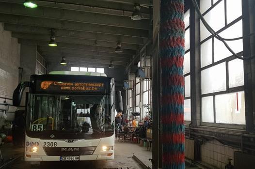 обработка градски транспорт