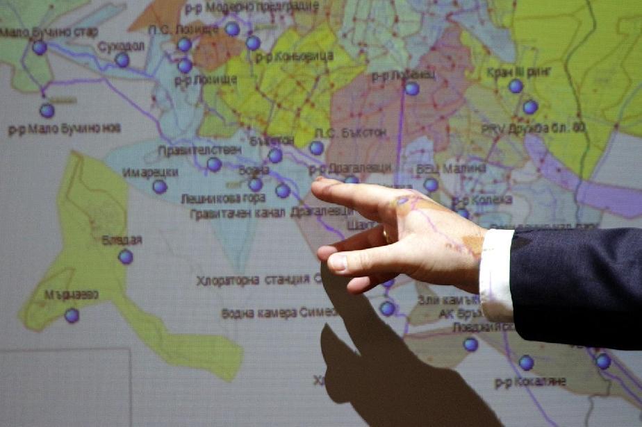 """""""Софийска вода"""" пуска електронни ВиК услуги за столицата"""