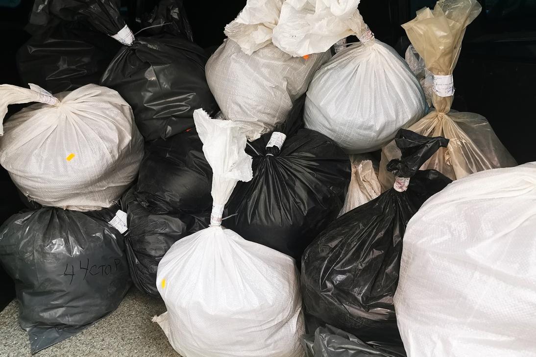 Изгориха 1.363 т наркотици в инсинератора на ПУДООС в София