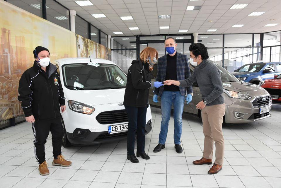 Новите коли от Мото-Пфое