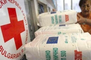 Над 1000 столичани ще получат пакети с храна от БЧК