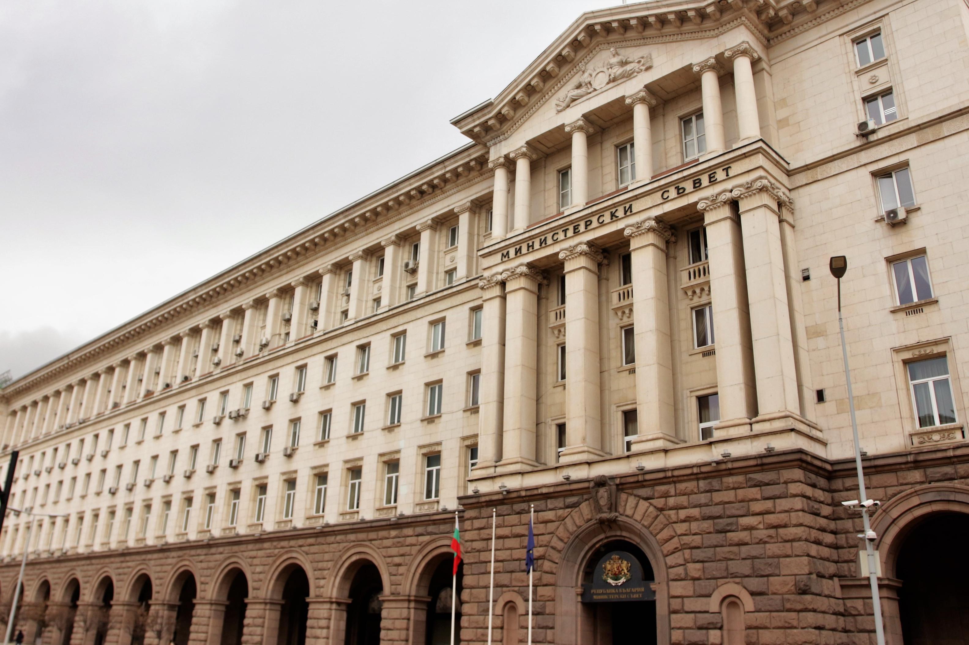 Удължаване на извънредното положение до 13 май предлагат от Министерски съв