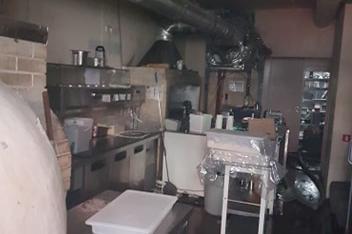 """Работеща пицария в столичният """"Младост"""" 1 се запали"""