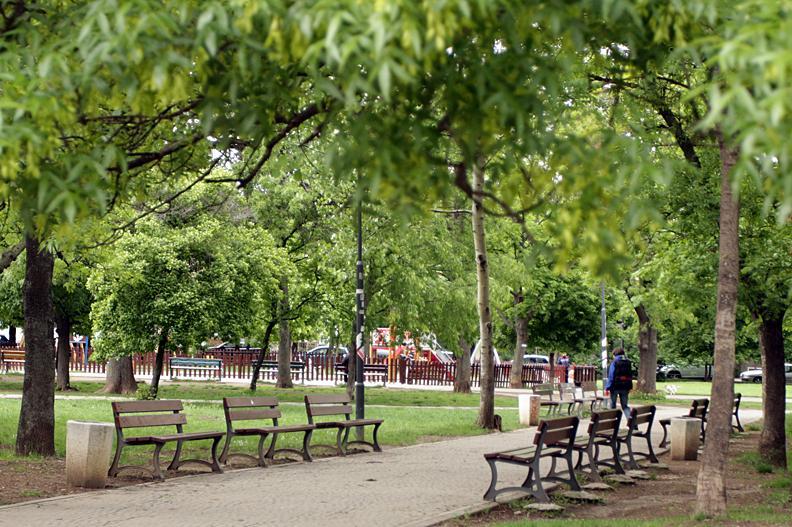 парк Гео Милев