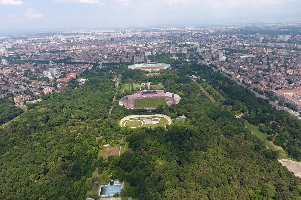 Столична община с План за действие за превръщането на София в Зелен град