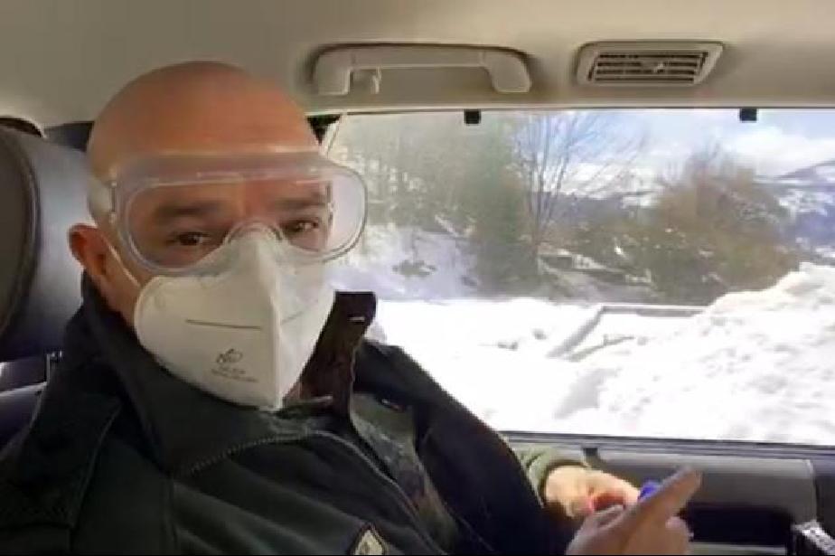 Ген. Мутафчийски хареса предпазните очила и шлемове, които се поризвеждат в