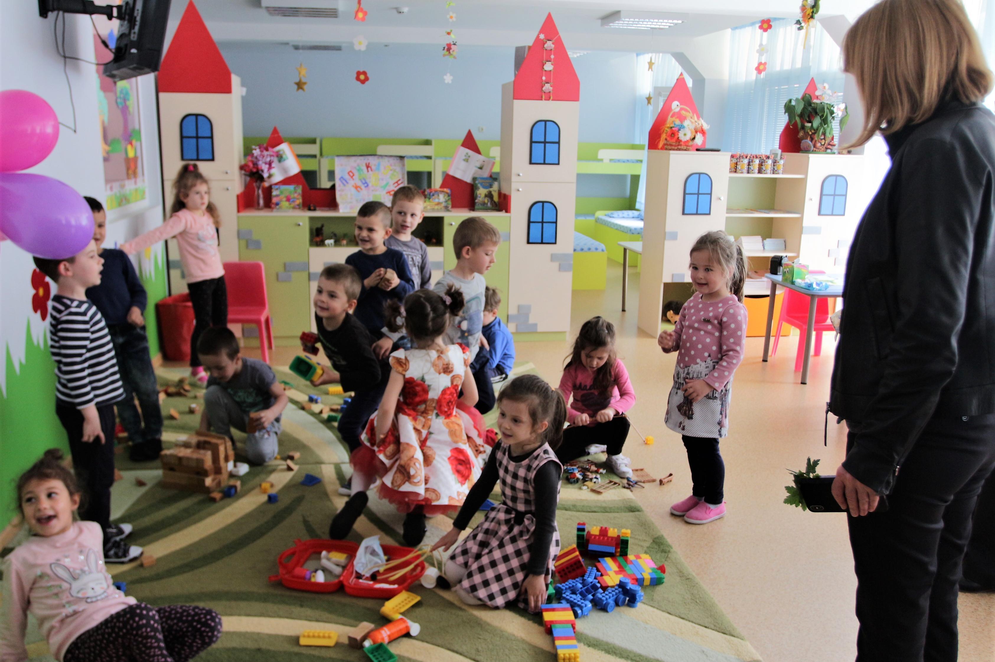 Само 1/4 от запасните в столичните градини деца ще се върнат в тях