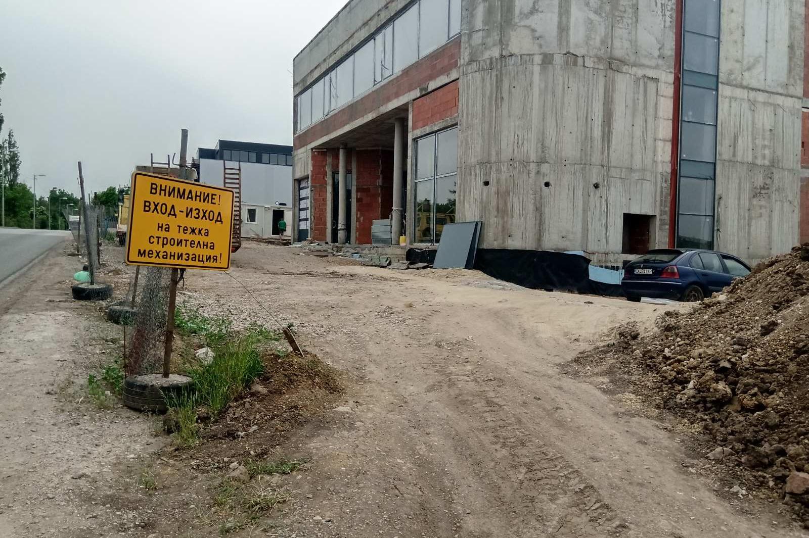 Глобяват 8 строителни фирми в Лозенец,, Триадица, Надежда, Красно село и Ов