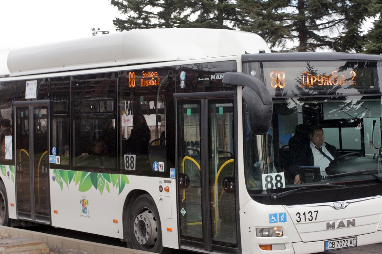 Автобус 88