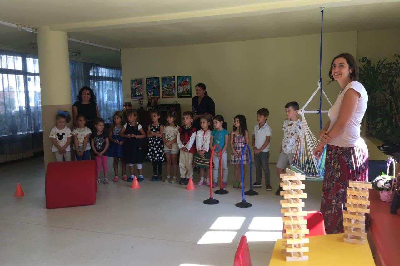 Без смесени групи в детските градини това лято в София
