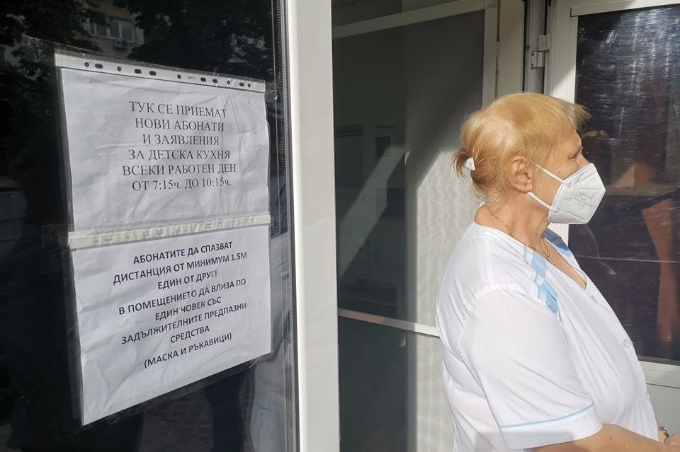 75 детски кухни в София заработиха след карантината, в сряда отваря още едн
