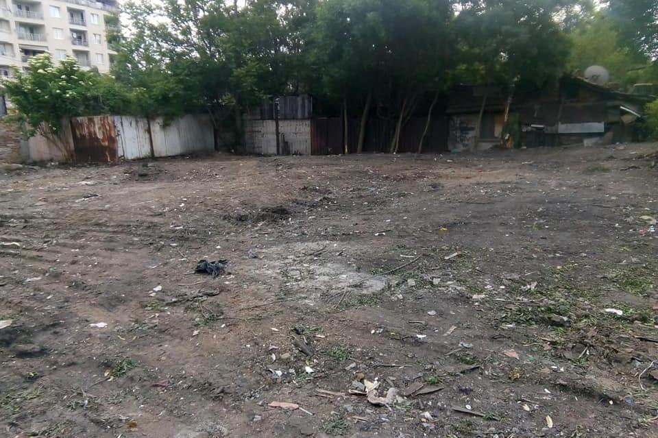 "Премахнаха ромско гето на  ""Пасарелски язовир"" в Подуяне"