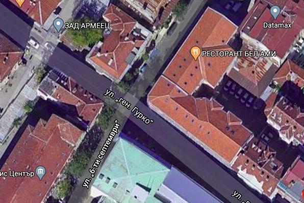 """Затварят за 13 дни кръстовището на """"Гурко"""" и 6-ти септември"""