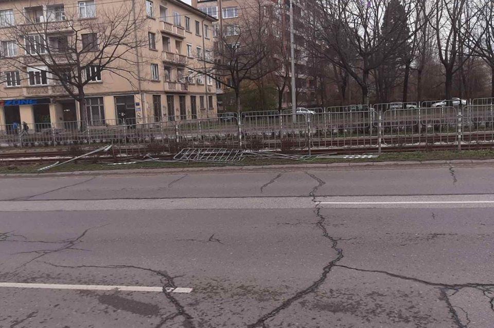 """Заради зачестили катастрофи от Красно село искат камери по """"Цар Борис III"""""""