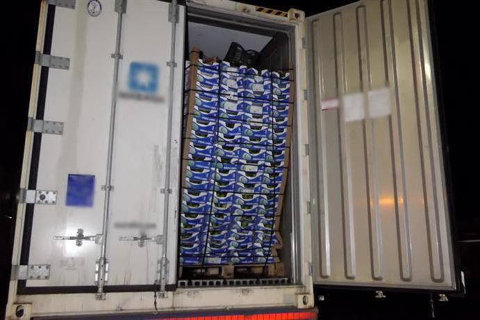 550 кг кокаин, хванат в София, е част от международен канал за трафик на на