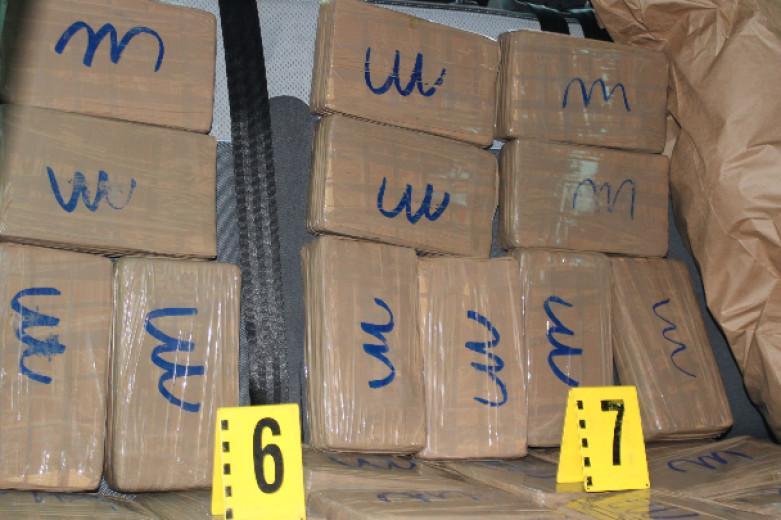 СДВР и ГДБОП хванаха още 250 кг кокаин в Студентски град