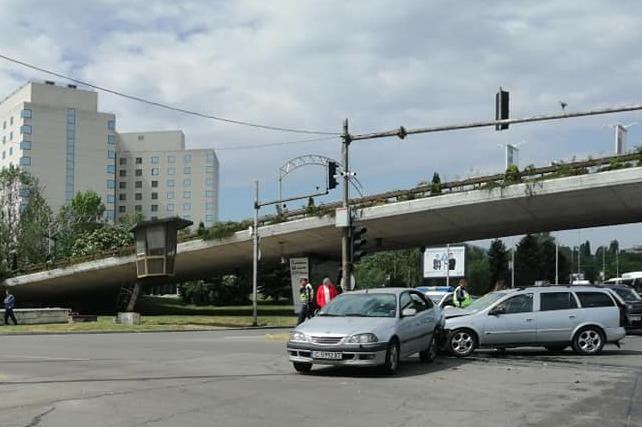 Катастрофа под моста на НДК