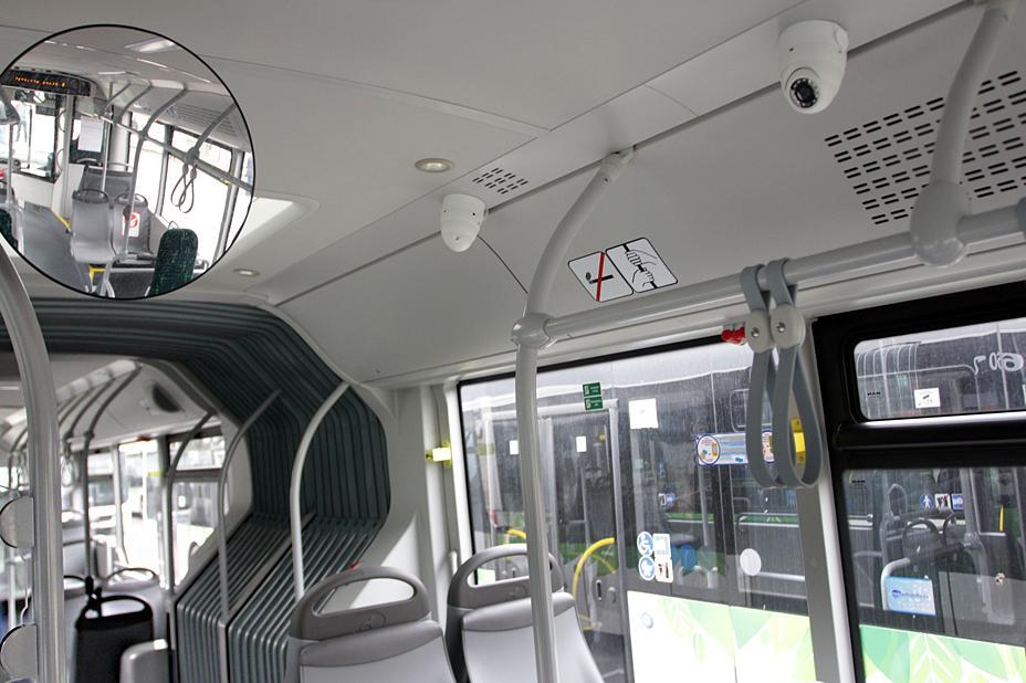 Пускат климатиците в градския транспорт
