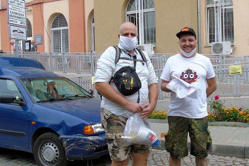 200 нуждаещи в Красно село получават топъл обяд
