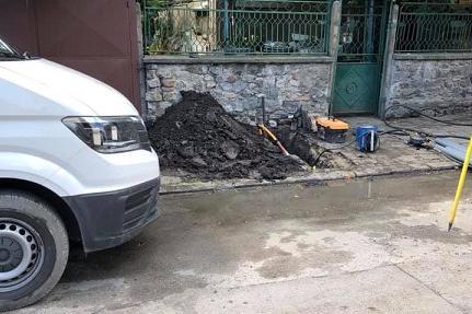 """Започна направата на газопреносната мрежа в """"Орландовци"""""""