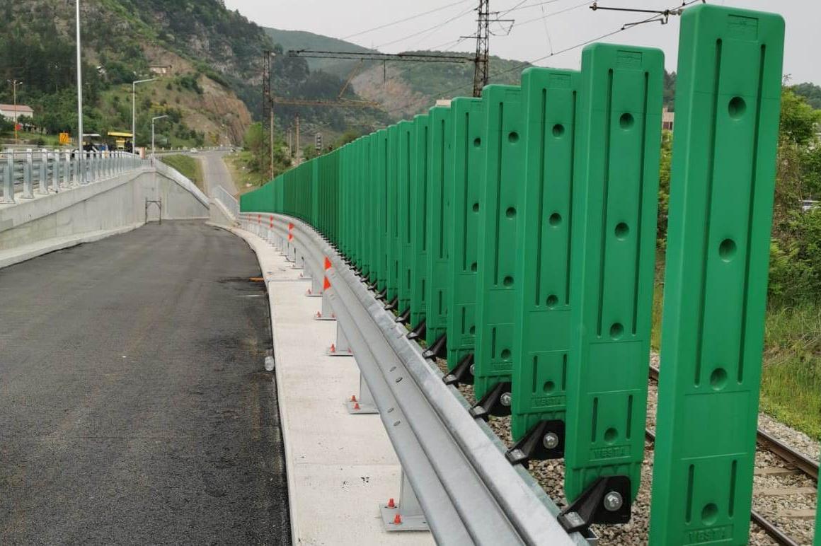 Почти готово е изграждането на пътната връзка София- Перник