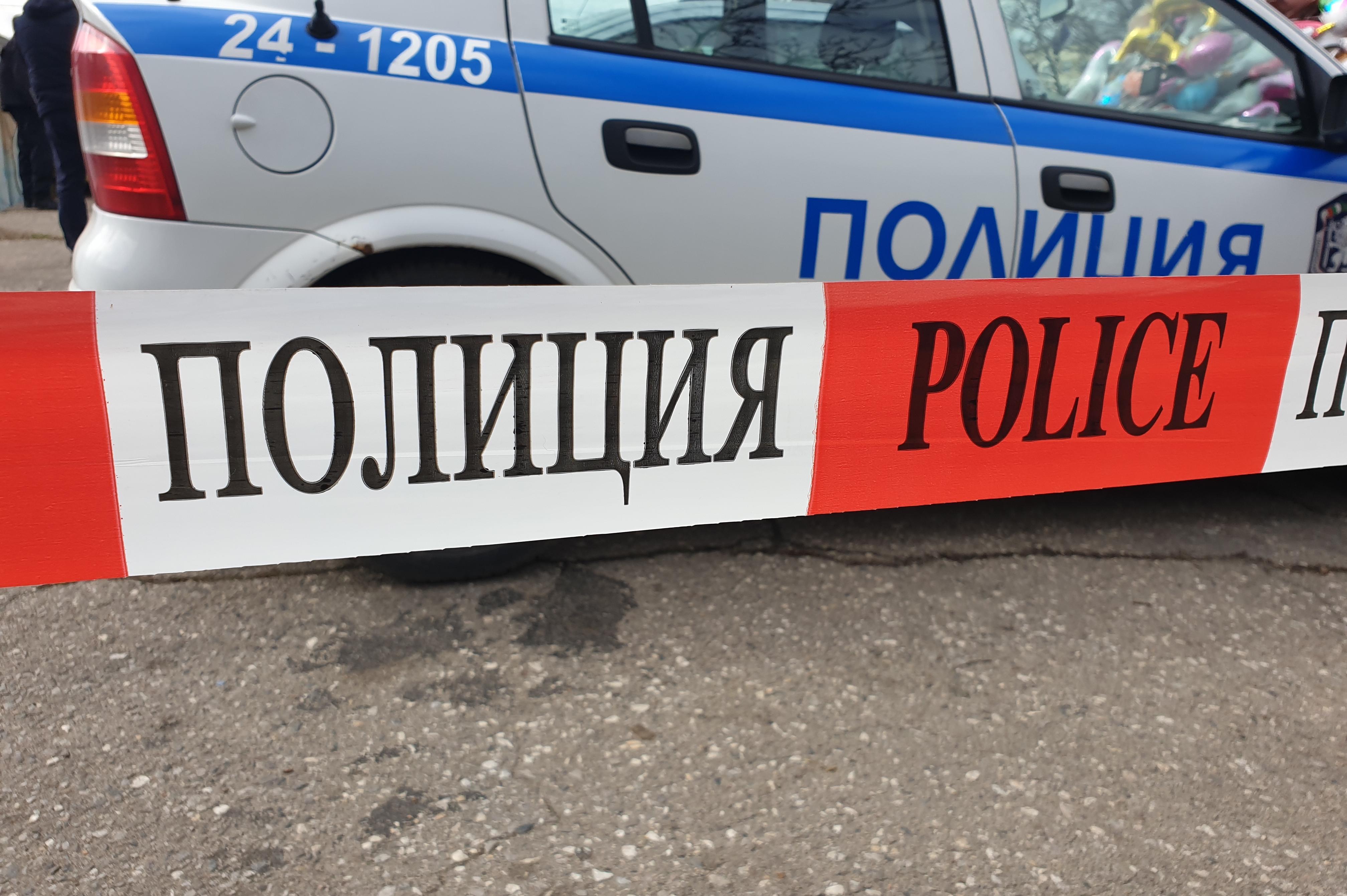 """Разследват ПТП  между трамвай и лека кола на бул. """"Константин Величков"""" със"""