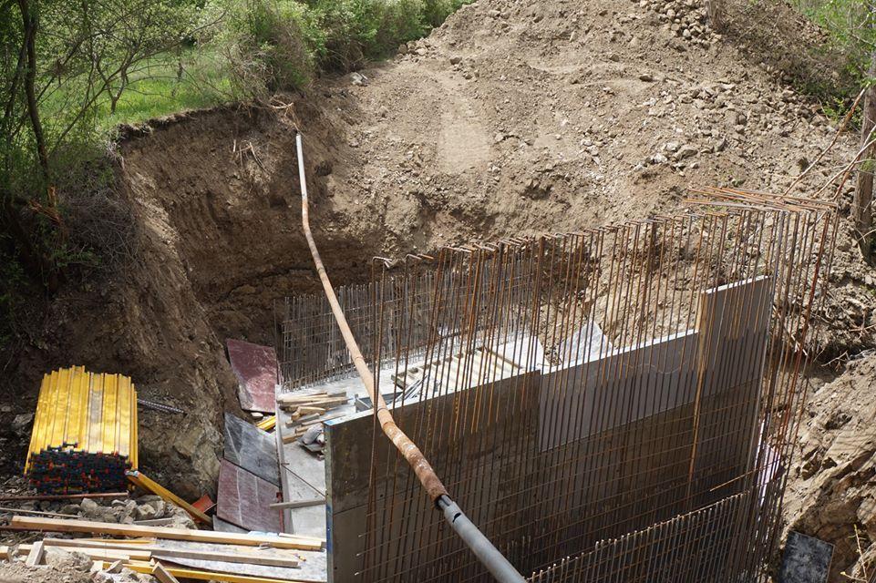 В село Клисура се инвестира в нови мостове, ремонти на улици и осветление