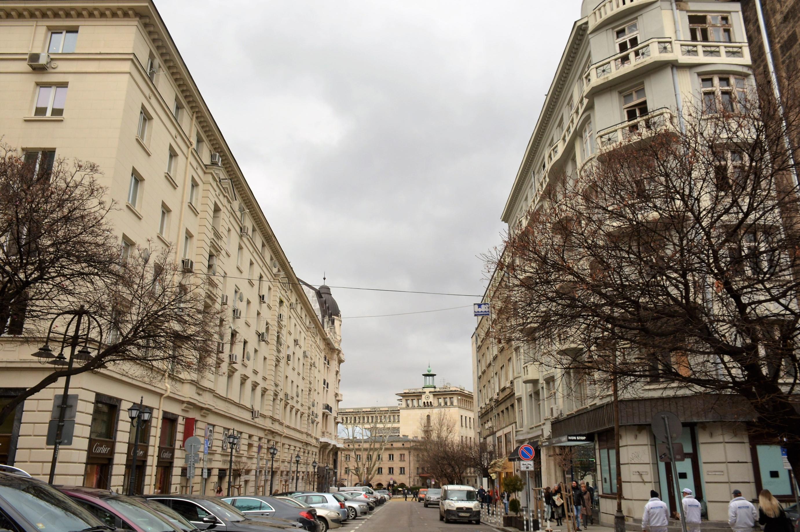 """Представят проектът за трансформация на улица """"Съборна"""""""