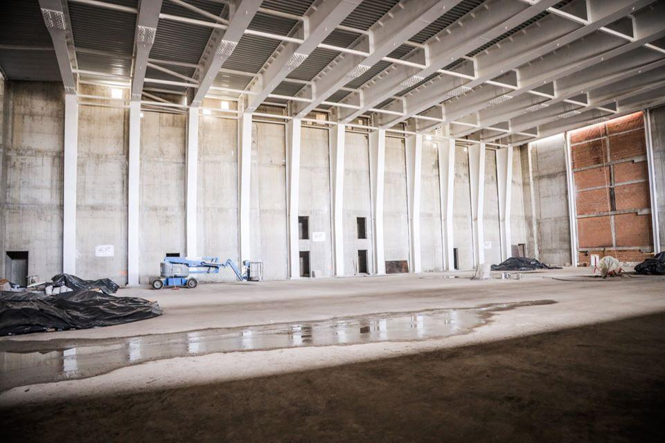 Нова спортна зала за волейбол ще има в София през октомври
