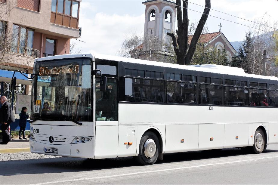 ЦГМ публикува графика на автобусите до Витоша