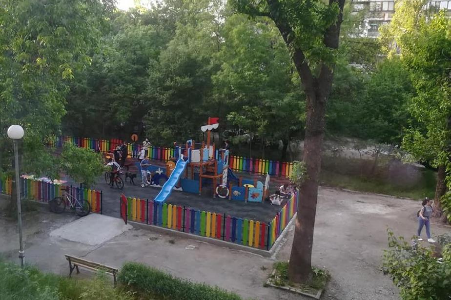 Гражданин недоволсва от администрацията на район Лозенец