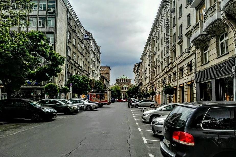 """Кметът на """"Средец"""" и главния архитект представят разширението на ул. """"Събор"""