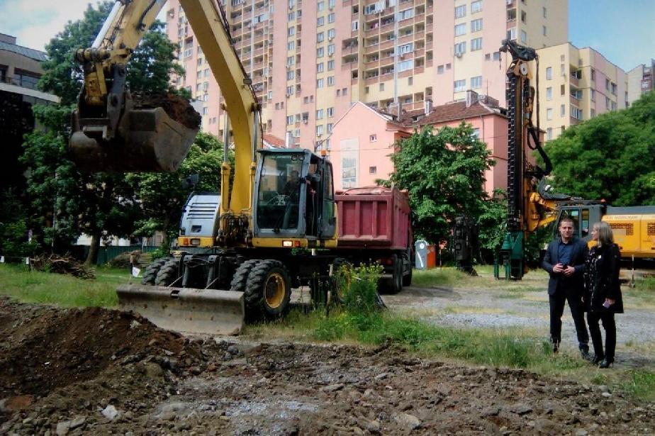 Столична община започна строежа на 5-етажна жилищна сграда във Възраждане
