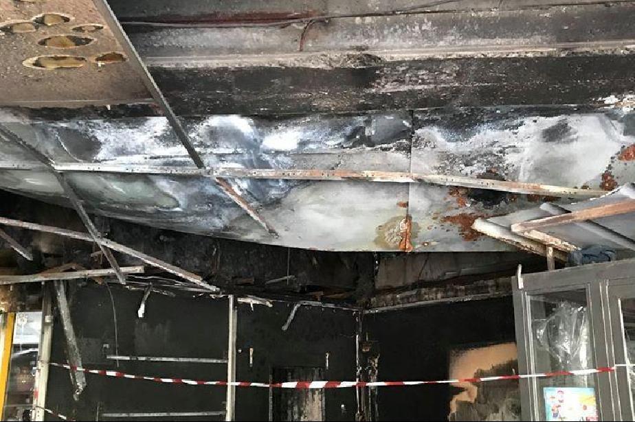 """""""Триадица"""" получи финансиране и ще ремонтира опожарения подлез на """"Гоце Дел"""
