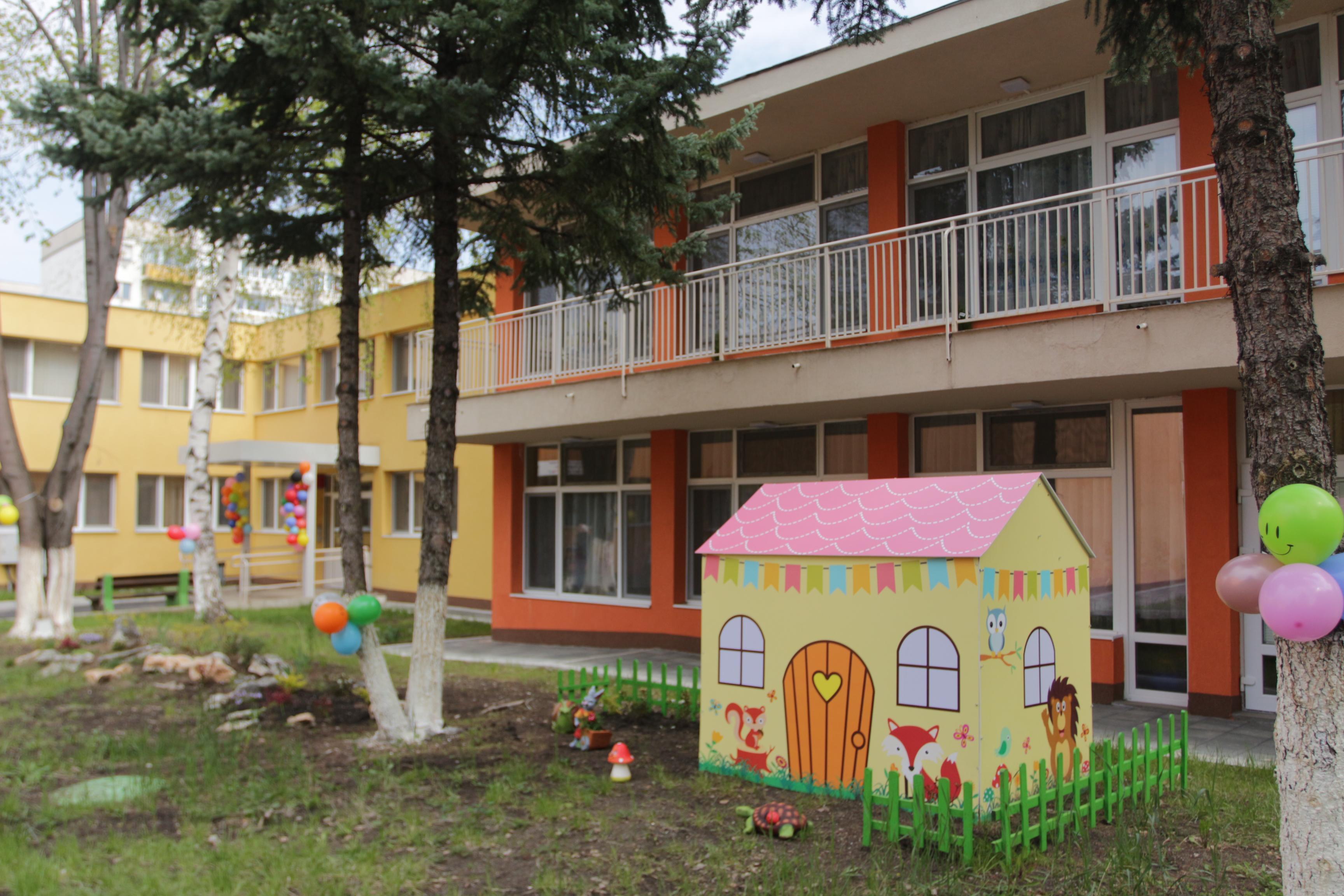 До края на годината в София: Още 9 детски градини посрещат малчуганите