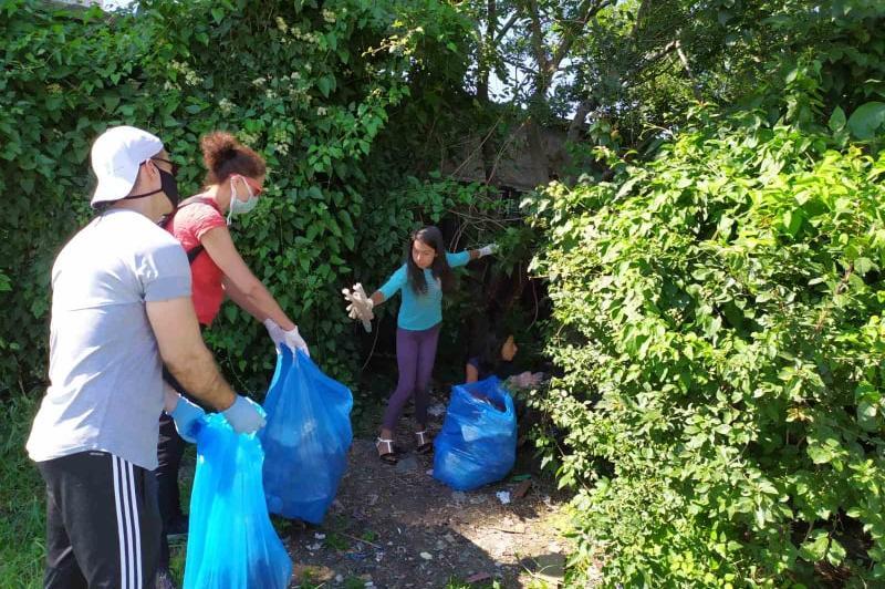 """Над 15 т отпадъци бяха събрани  извозени от квартал """"Факултета"""""""